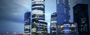 Hotels near Moscow-City