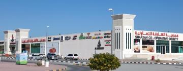 Hotels near Fujairah Mall