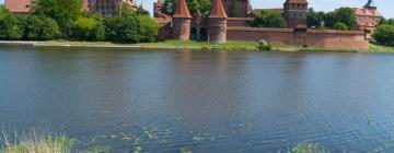 Hotele w pobliżu miejsca Zamek krzyżacki w Malborku