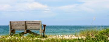 Honeymoon Island State Park: Hotels in der Nähe