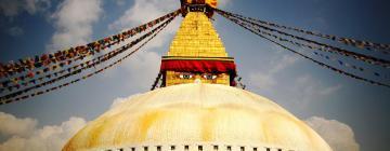 Hotels near Boudhanath Stupa