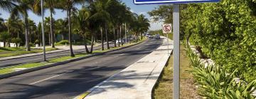 Cancunin linja-autoasema – hotellit lähistöllä
