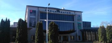 Театр Endla: отели поблизости