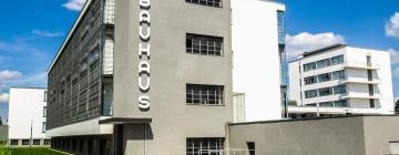 Hotels near Bauhaus Dessau