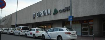 Hotels near Girona Train Station