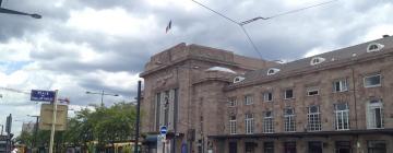 Hotels near Mulhouse Train Station