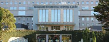 Hotels near São João General Hospital