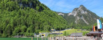 Hotels near Berchtesgaden National Park
