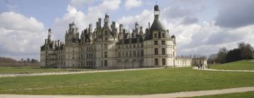 Hotel berdekatan dengan Château de Chambord
