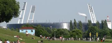 Hotels near Weser Stadium