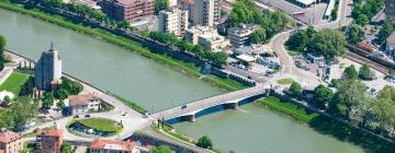 Hotels near Trento Train Station
