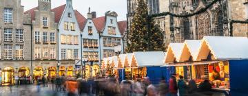 Weihnachtsmarkt Münster: Hotels in der Nähe