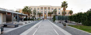 Hotels near Policlinico Bari