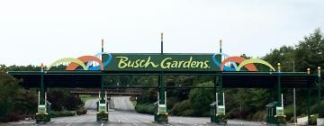 Hotels near Busch Gardens Williamsburg