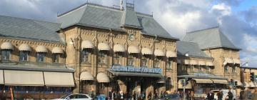 Центральный железнодорожный вокзал Гетеборга: отели поблизости