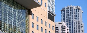 Hoteli v bližini znamenitosti Splošna bolnišnica Toronto