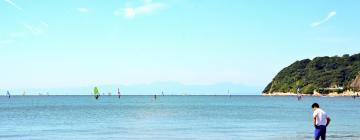 Hotels near Zushi Beach