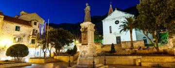 Hotels near Makarska Main Square