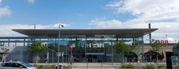 Baden Railway Station: отели поблизости