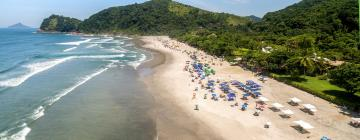 Hotéis perto de: Praia de Camburizinho