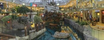 Hotels near West Edmonton Mall