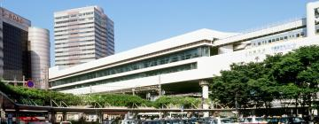 Hotels near Chiba Station