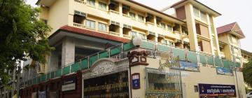 Hotels near Suan Dusit University