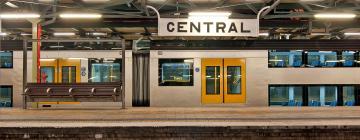 Hotels near Sydney Central Station