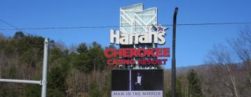 Harrah's Cherokee Casino Resort: Hotels in der Nähe