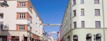 Stodolní ulice – hotely poblíž