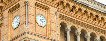 Stazione di Hannover Centrale: hotel