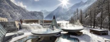 Aqua Dome Therme Längenfeld: Hotels in der Nähe