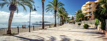 Пляж Фигеретас: отели поблизости