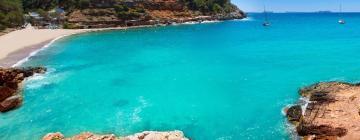 Hotels near Cala Salada Beach