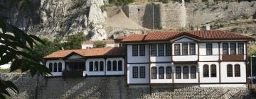 Замок Амасьи: отели поблизости