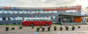 Hotels near Tallinn International Bus Station