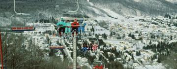 Hotéis perto de: Mont Saint Sauveur