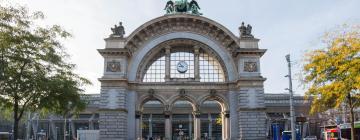 Hotels near Lucerne Train Station