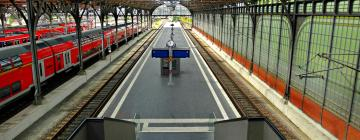 Hotels near Luebeck Central Station
