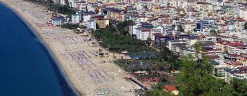 Hotels near Kleopatra Beach