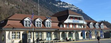 Hotels near Interlaken Ost Train Station