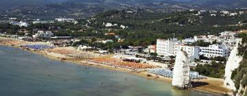 Hotels near Pizzomunno Beach