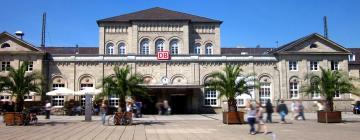 Hauptbahnhof Göttingen: Hotels in der Nähe