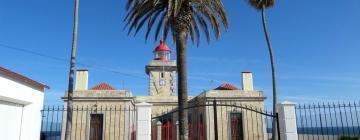Hotéis perto de Farol da Ponta da Piedade