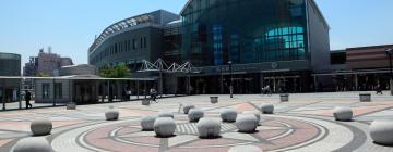 Станция Такаматсу: отели поблизости