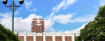 Hotels in de buurt van Universiteit van Kyoto