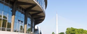 Hotels near Belgrade Fair