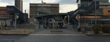Hotels near Longueuil Metro Station