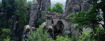 Хотели близо до Национален парк Саксонска Швейцария