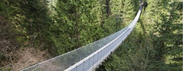 Hotels near Capilano Suspension Bridge